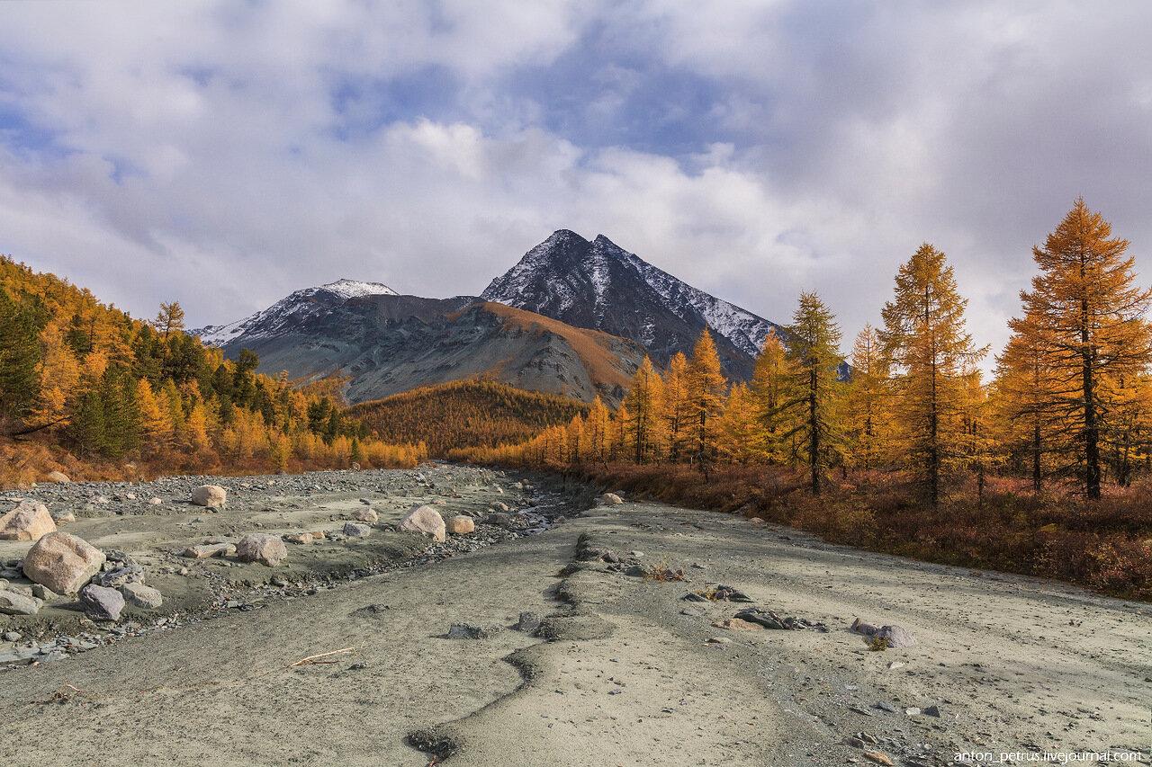 Золотые горы Алтая. Долина Ярлу