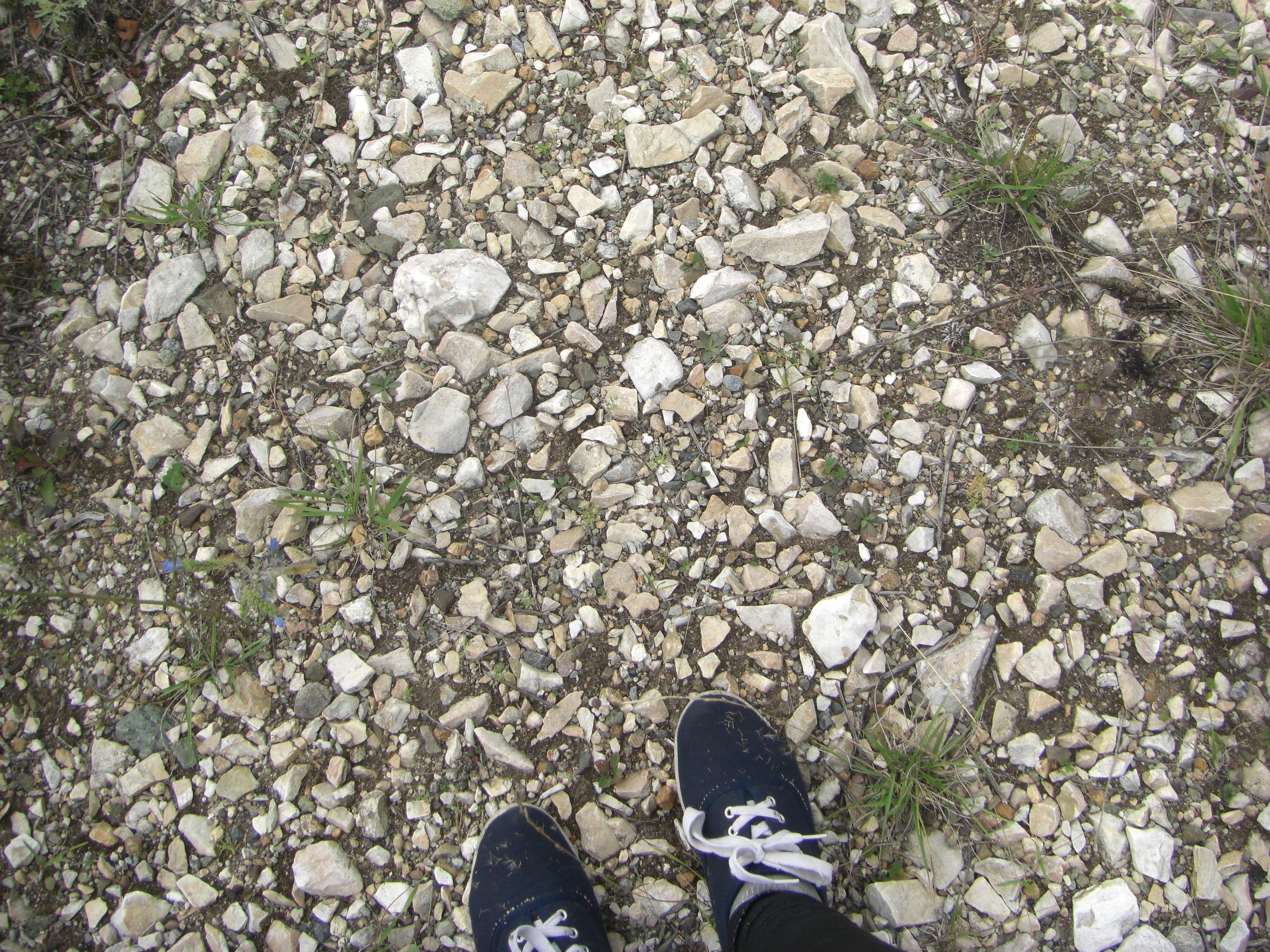 Минералы под ногами