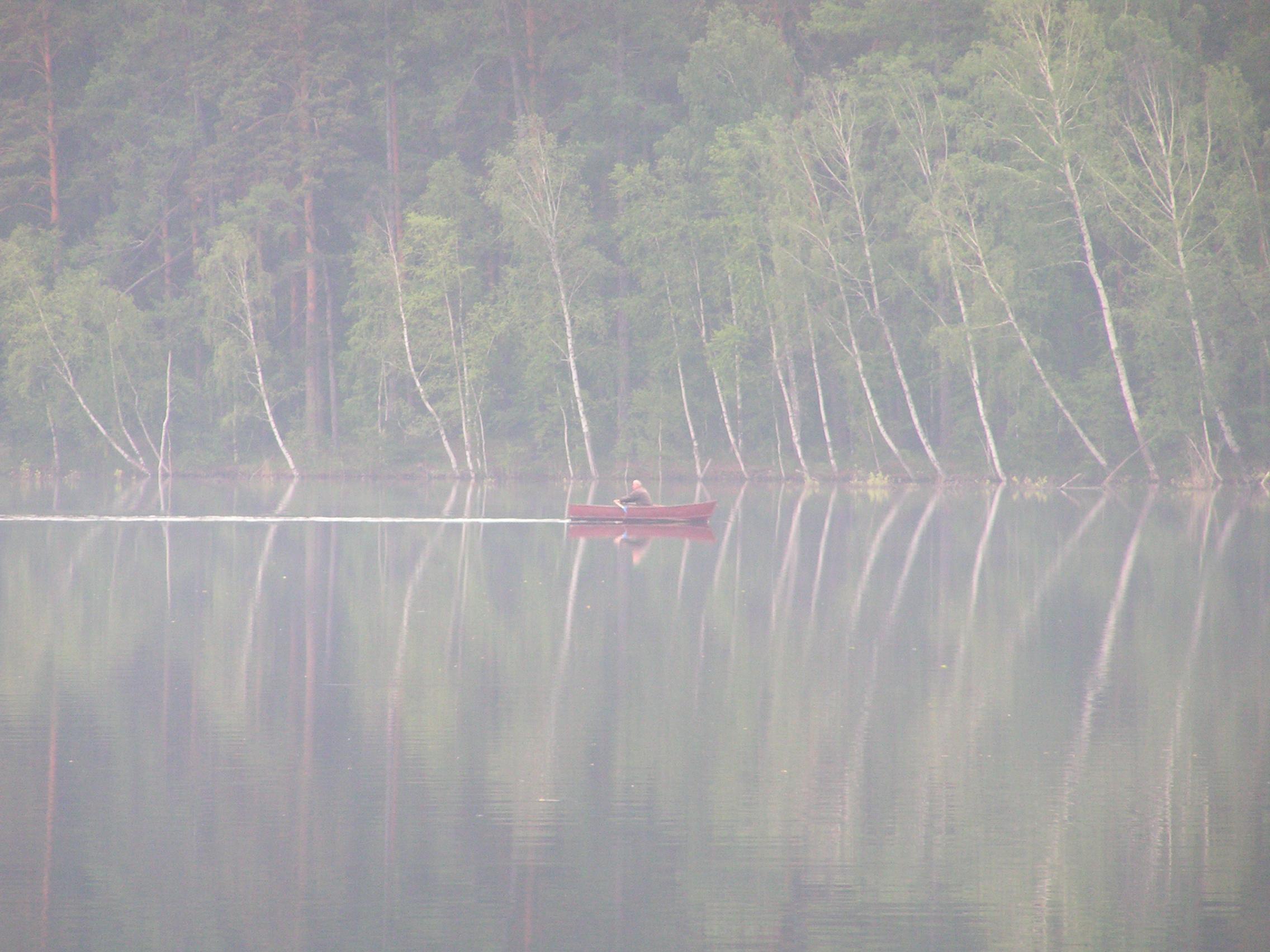 Лодка крупным планом (24.05.2014)