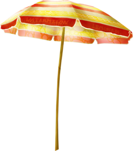 зонтики для пляжа