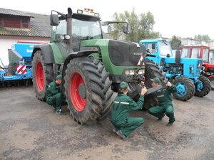 Энергонасыщенный трактор