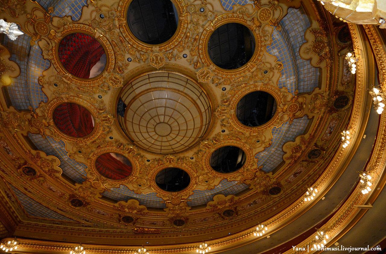 Большой театр Лисеу в Барселоне