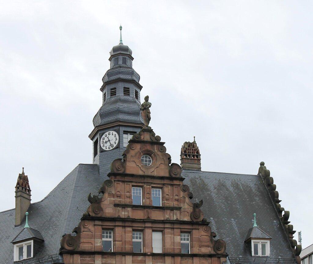 Мец. Здание Торговой Палаты (Chambre des métiers)