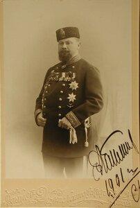 Чаплин Ермолай Николаевич - надворный советник, управляющий Санкт-Петербургской сухопутной таможней