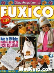 Журнал Сolecao maos que criam Fuxico No.02