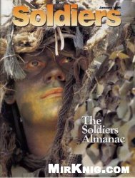 Книга Soldiers - The Soldier Almanac Annual 1996