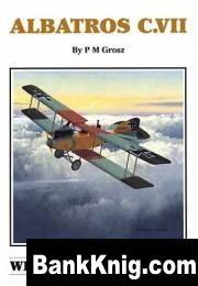 Книга Albatros - Windsock DataFile. #077. Albatros C.VII – pdf  17,03Мб