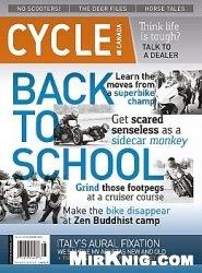Журнал Cycle Canada №8 2012