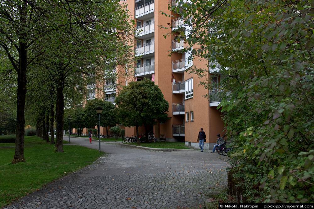 Безопасные районы мюнхена самые лучшие города для жизни в америке