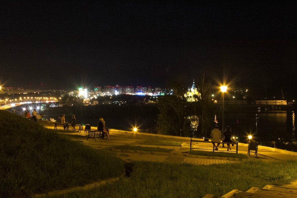 Вечерний Нижний Новгород