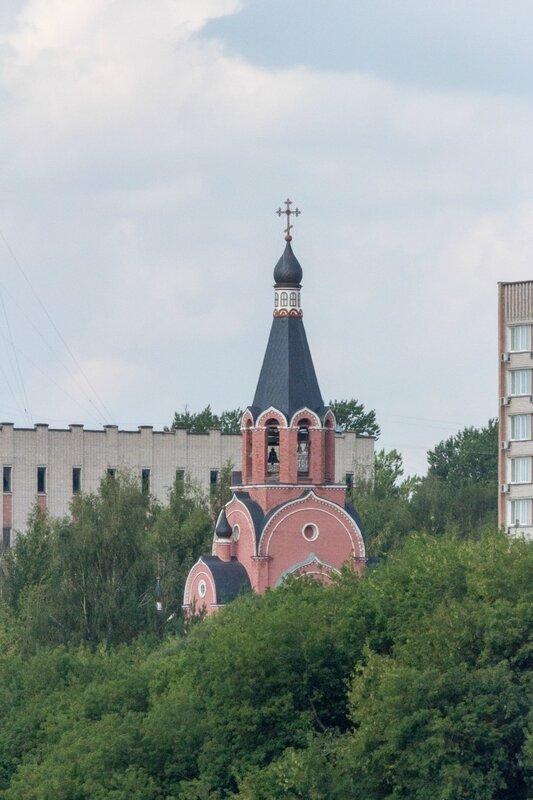 Церковь Новомучеников и Исповедников Российских, Ржев