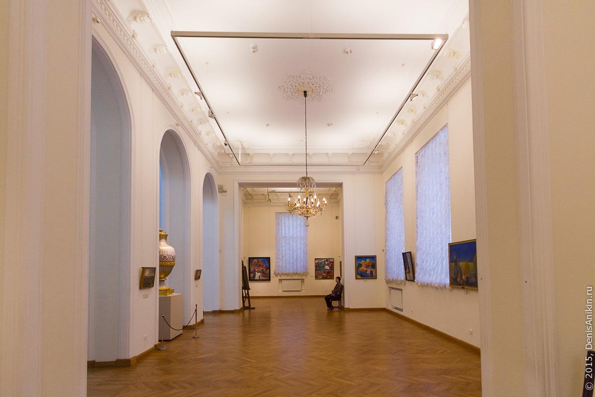 Художественный музей Радищева интерьер 10