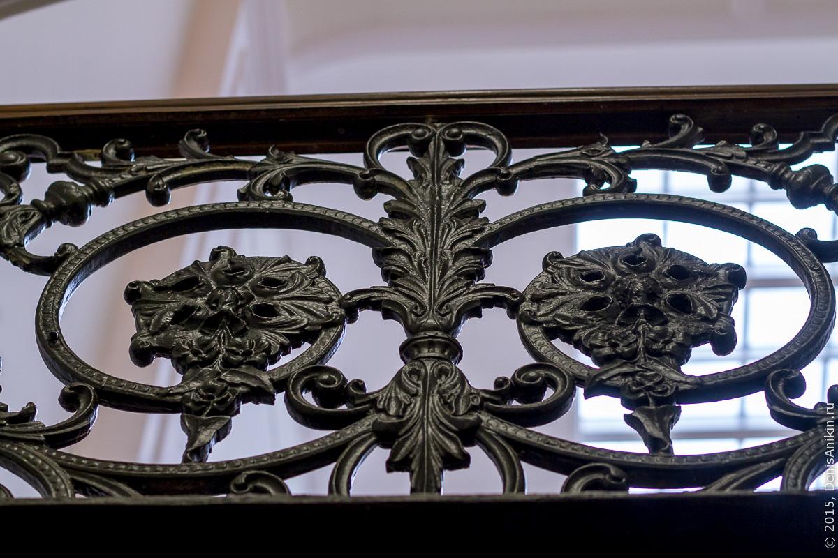 Художественный музей Радищева интерьер 31