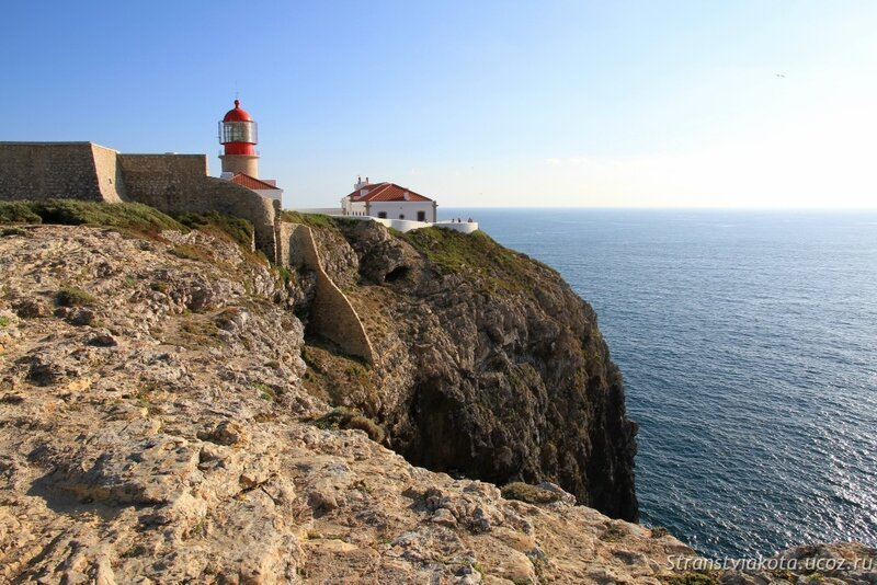 Португалия, мыс Сан Висенте