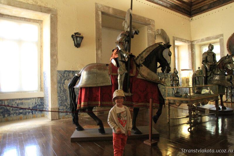 Португалия, военный музей Лиссабона
