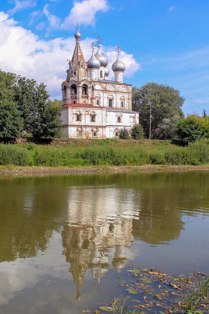 Церковь Иоанна Златоуста / Жен Мироносиц