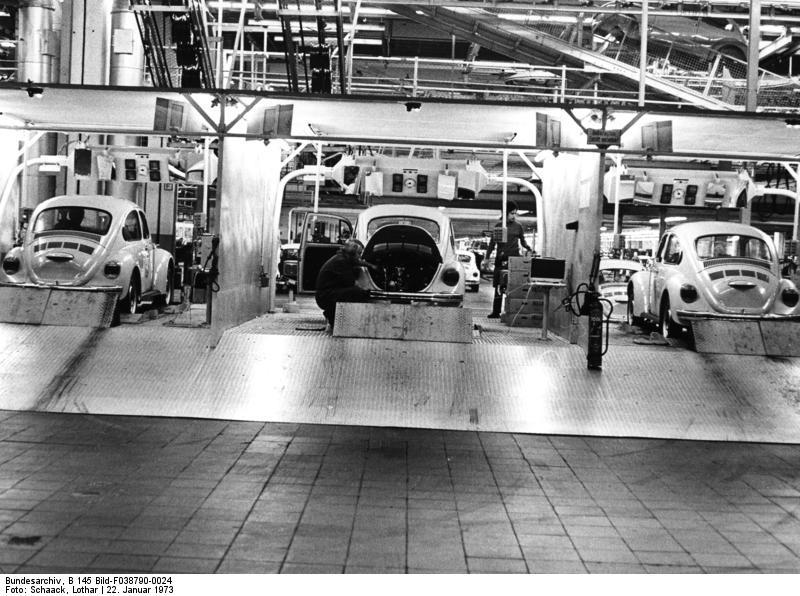 Wolfsburg, Volkswagen, Prьfstдnde, VW Kдfer