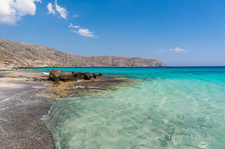 Пляж Кедродассос | Kedrodassos beach