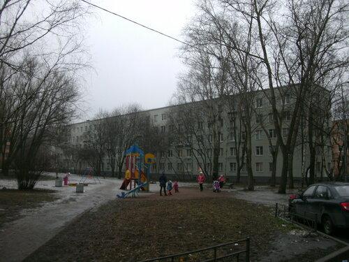 ул. Белы Куна 26к2