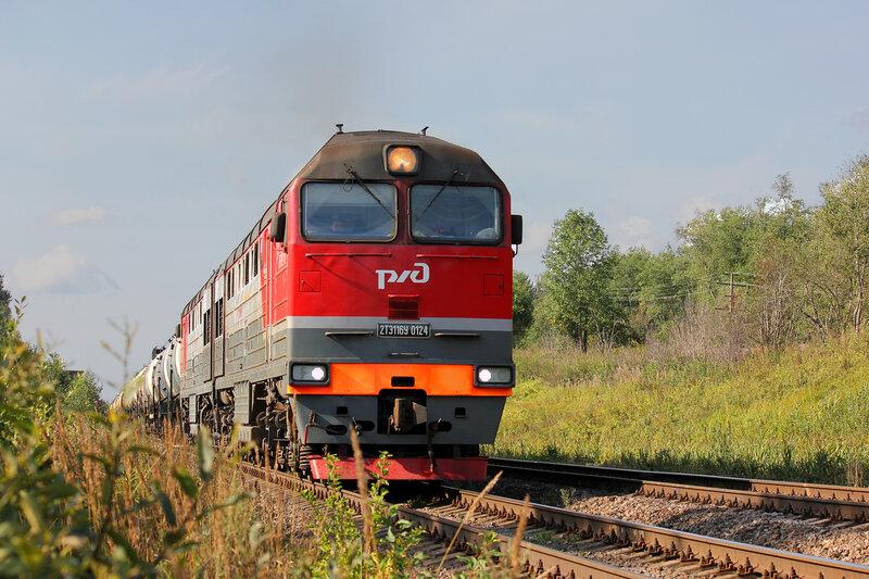 2ТЭ116у-0124
