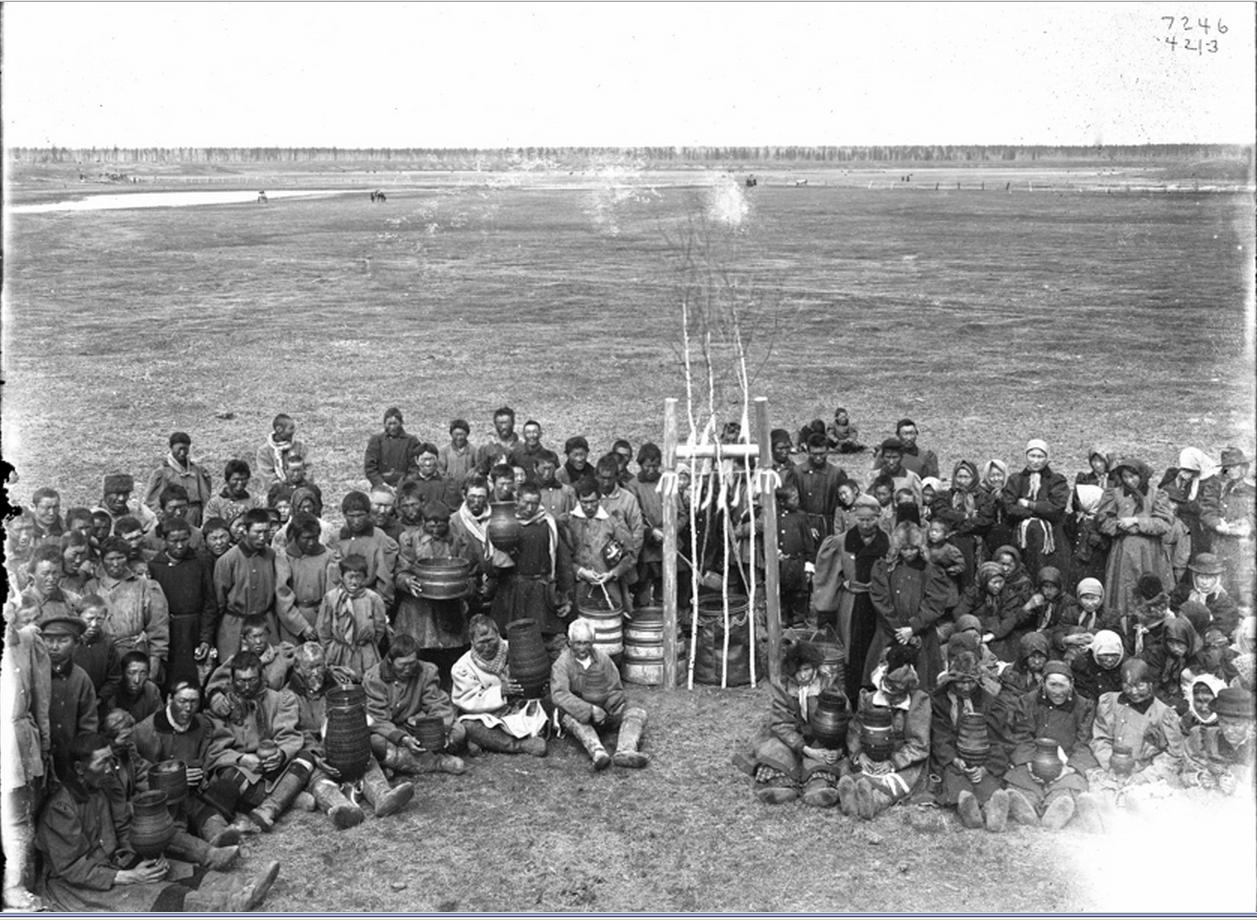 Праздник Кумыса, Сибирь