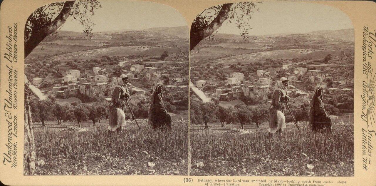 Вифания. 1899