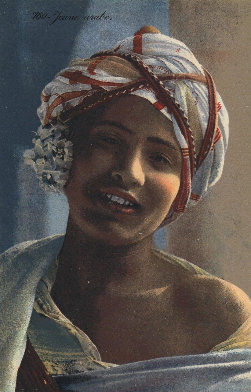 1900. Молодой араб