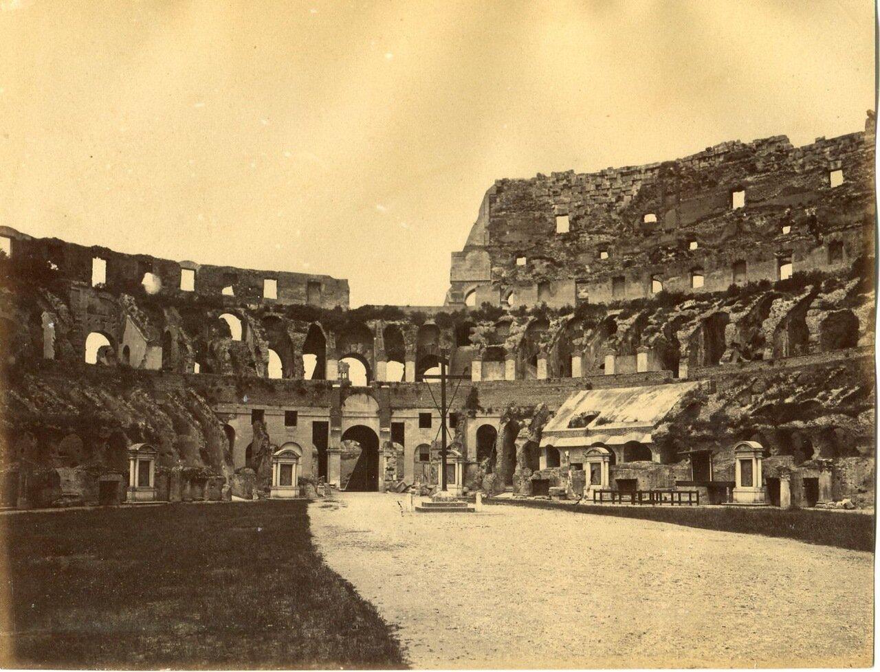 Коллизей. 1875