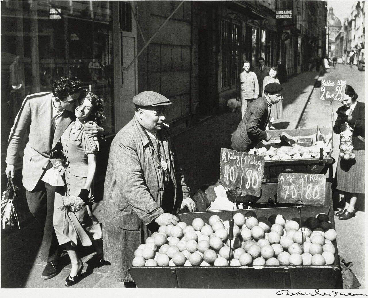 1950. Апельсины с улицы Мазарини