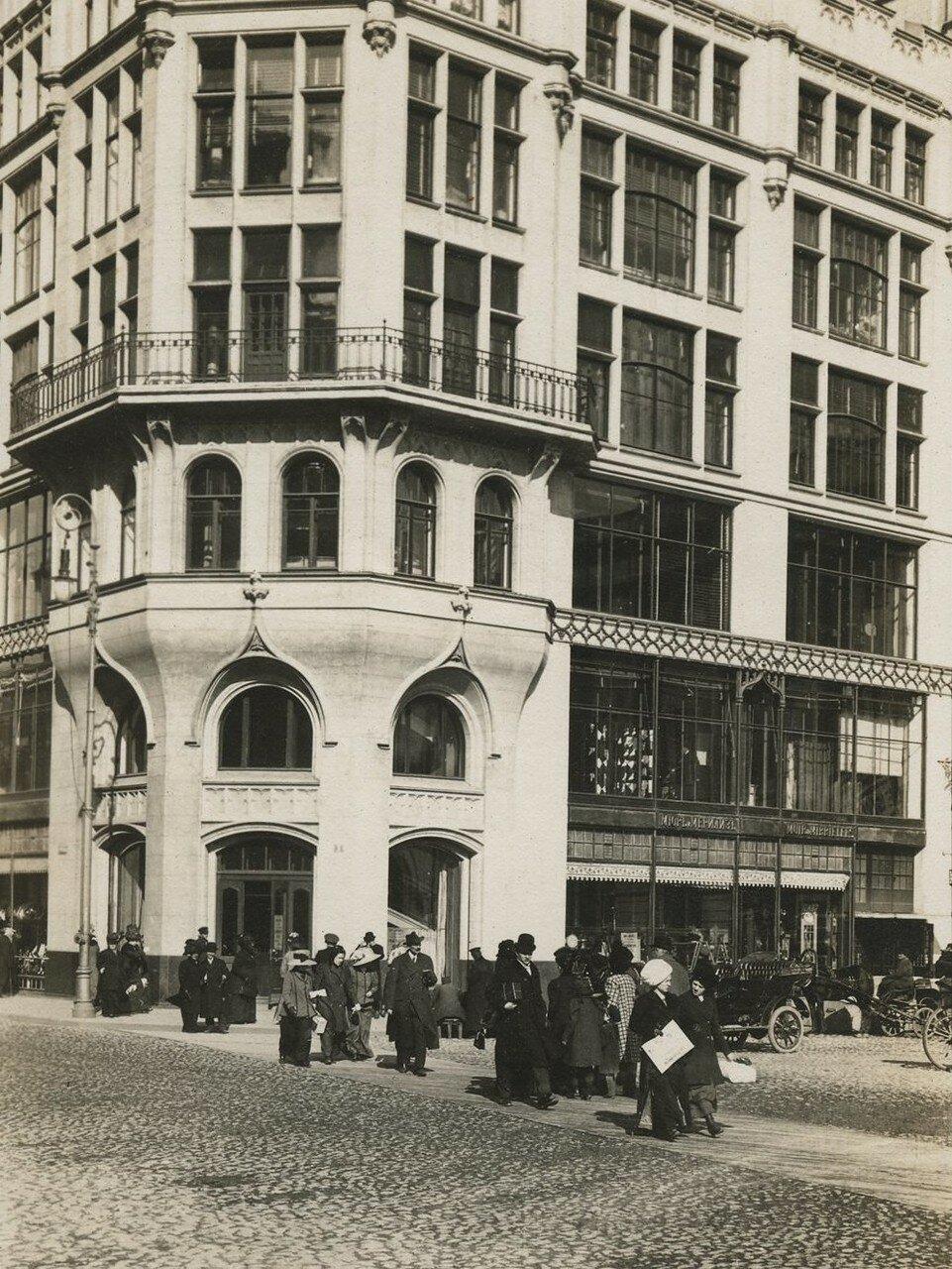 169. «Мюръ и Мерилизъ» 1909
