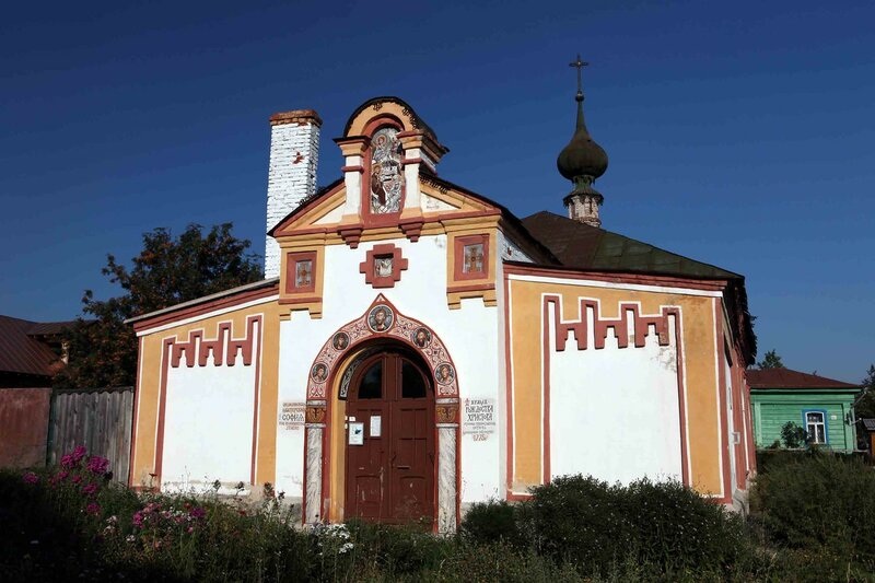 Суздаль - Храм Рождества Христова