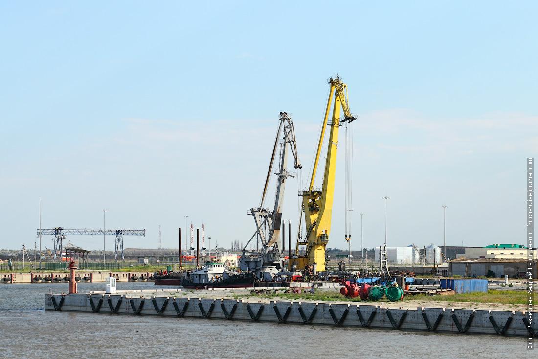 порт Оля круиз в Казахстан
