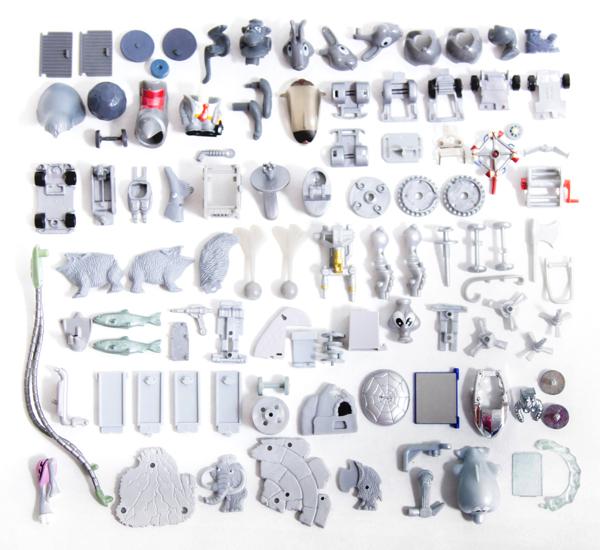 Kinder Surprise collection sorted, Aline Houdé-Diebolt8_1280.jpg
