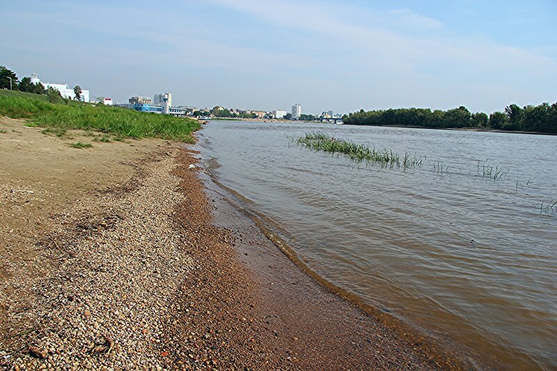 Лето на Иртыше