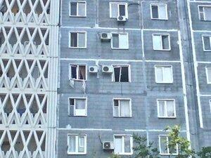 Брат бойца Нацгвардии Украины взорвал из гранатомета свой туалет