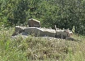В Кишиневе демонтировали оскверненный памятник жертвам фашизма