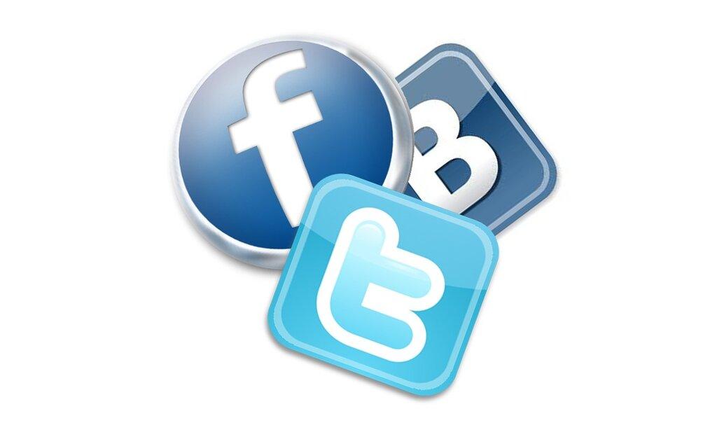 Апериодика в социальных сетях