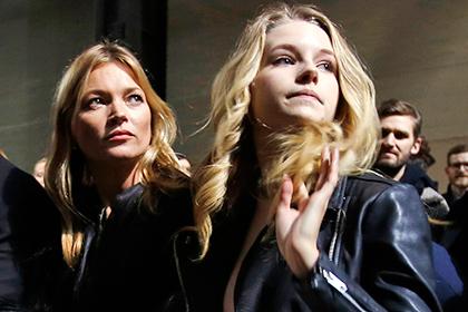 Младшая сестра модели Кейт Мосс теперь лицо рекламы модной одежды