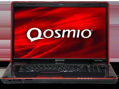 Линейка ноутбуков Qosmio от компании Toshiba