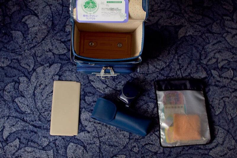 Японский ранец