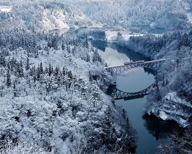 100 самых красивых зимних фотографии: пейзажи, звери и вообще 0 10f5bd afdbccc5 orig