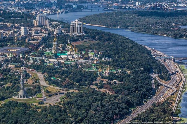Красивые фотографии Киева с высоты птичьего полета 0 12d0e7 43e97409 orig