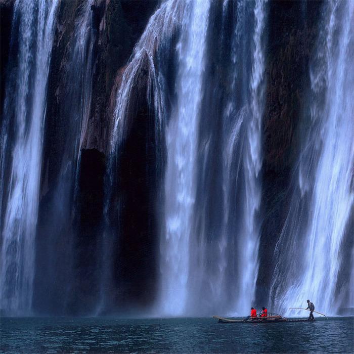 Китай. Великолепные пейзажи Китая (фото)