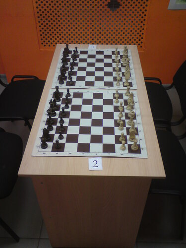 турниры шахматы спб