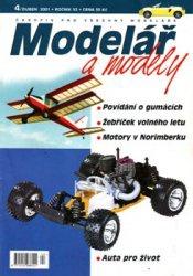Журнал Modelar 2001-04
