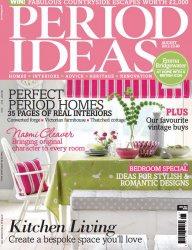 Журнал Period Ideas Magazine August 2012