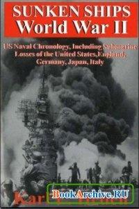 Книга Sunken Ships World War Two.