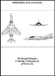 Книга Performance Analysis F-4D Blk.37 Phantom II