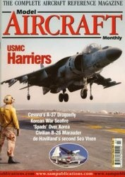 Журнал Model Aircraft Monthly 2005-03