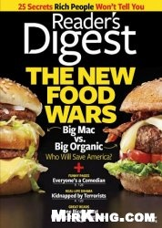 Журнал Reader's Digest - October 2013 (USA)